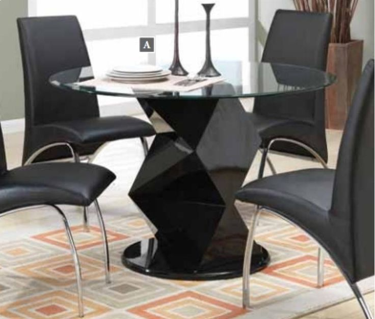 Coaster Carone Contemporary Glam Dining Room Set With: 64 Best Dinning Sets Images On Pinterest