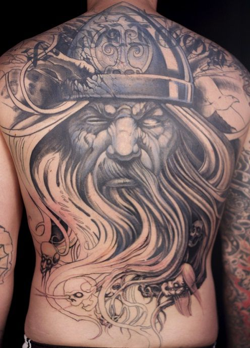 Best 25+ Traditional viking tattoos ideas on Pinterest ...