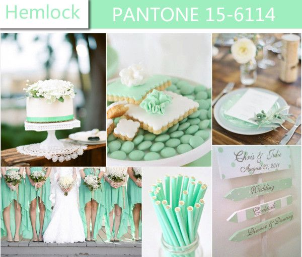 Top 10 Wedding Color Trends for Spring 2014