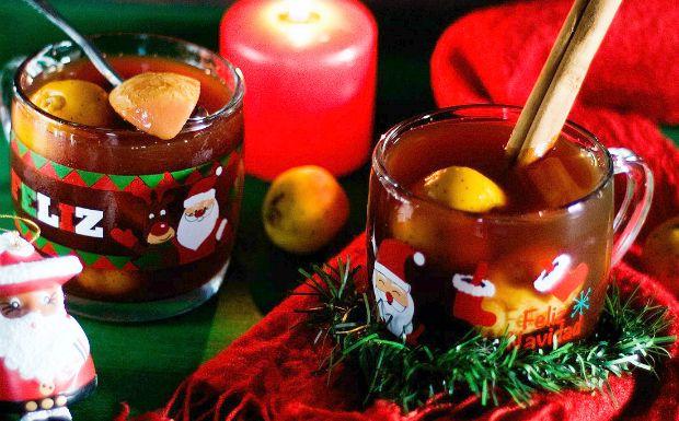 A karácsonyi puncs vaníliával is isteni