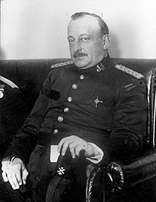 Don Miguel Primo de Rivera y Orbaneja, 2nd Marquis of Estella, 22nd Count of Sobremonte, Knight of Calatrava (January 8, 1870 – March 16, 1930) was a dictator, aristocrat, and military officer who served as Prime Minister of Spain from 1923 to 1930 during Spain's Restoration era.