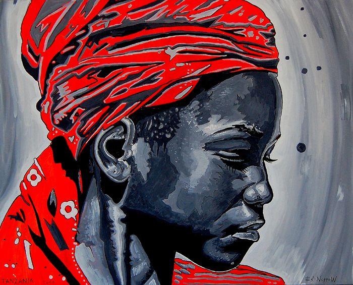 Tanzania  by Norbert Szük/Ed Narrow 2010