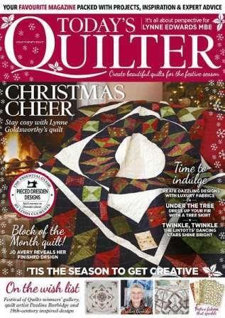 Today's Quilter №28 2017 скачать бесплатно