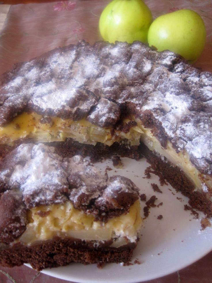 Kakaowy jabłecznik (skubaniec)