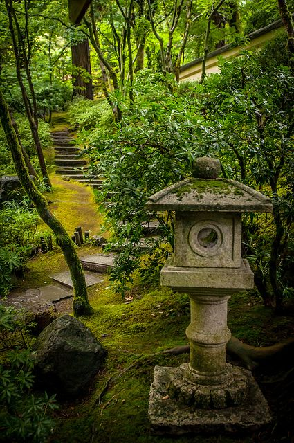 Photo essay from the Portland Japanese Garden on Over Yonderlust. Such an amazing place!