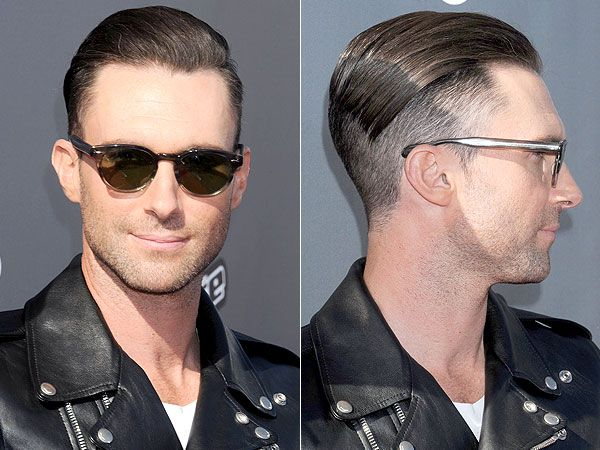 The Voice's Adam Levine Shaves His Head, Gets New Hairstyle ...