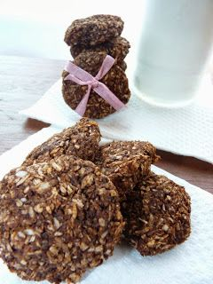Megfőzlek...: Mandulás-kókuszos keksz
