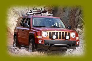 Jeep Patriot parts and accessories at the lowest prices