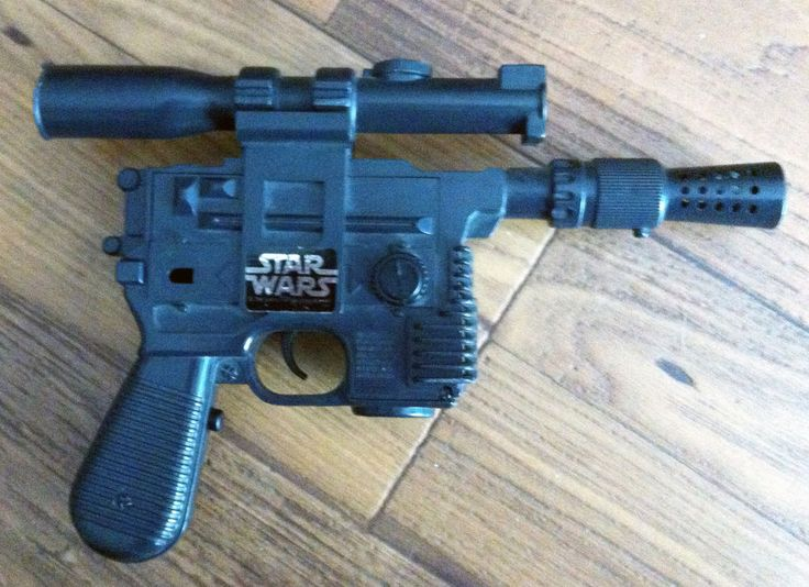 Star Wars Toy Guns : Images about toys on pinterest gi joe brother