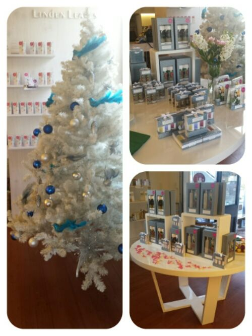 #LindenLeaves has launched their beautiful #ChristmasGift range for 2014. - @kittiemui dropped by our flagship store and has shared her thoughts!