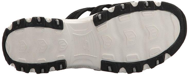 Skechers Cali Women's D'Lites-Inter-Webs Sport Sandal ** Visit the image link for more details. #shoes