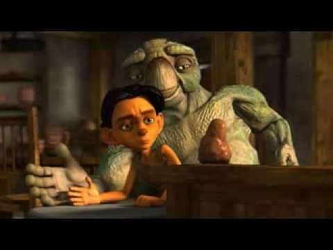 The Potter ~ An animated short, by...Josh Burton and The Savannah College Of Art and Design.