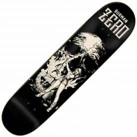 """Zero Skateboards Burman Easyriders Skateboard Deck 8.625"""""""