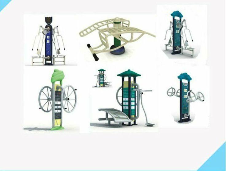 caliente 2012 gimnasio al aire libre equipos fotos-Aparatos Fitness Exteriores-Identificación del producto:642525051-spanish.alibaba.com