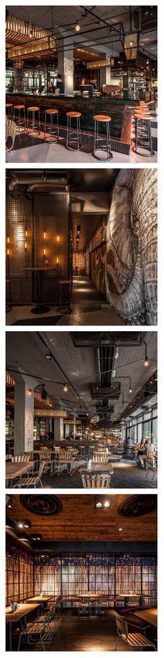 Специалистам Design Studio бала поставлена задача обеспечить ресторану Бестия выдающийся вид, чтобы он выделялся из многочисленных других баров, кафе и ресторанов. #освещение #подсветка #светодиоды #ресторан #освещениепомещений #светодиодноеосвещение #светодиоднаяподсветка #декор #дизайн #интерьер #дизайнпроект #дизайнинтерьера #лампы #светодиодныелампы #светильники #бар #освещениересторана #светодизайн #дизайнсвета