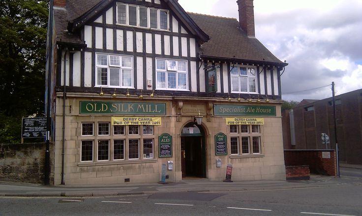 Old Silk Mill Public House Derby