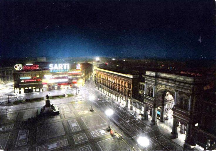 Piazza Duomo anni '60
