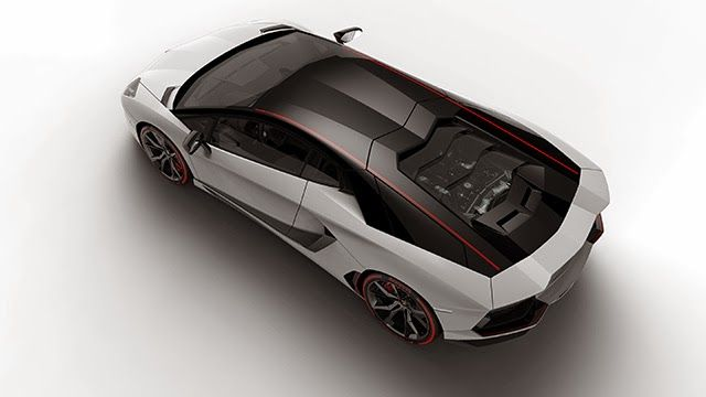 enjoymarket: Aventador Pirelli Edition