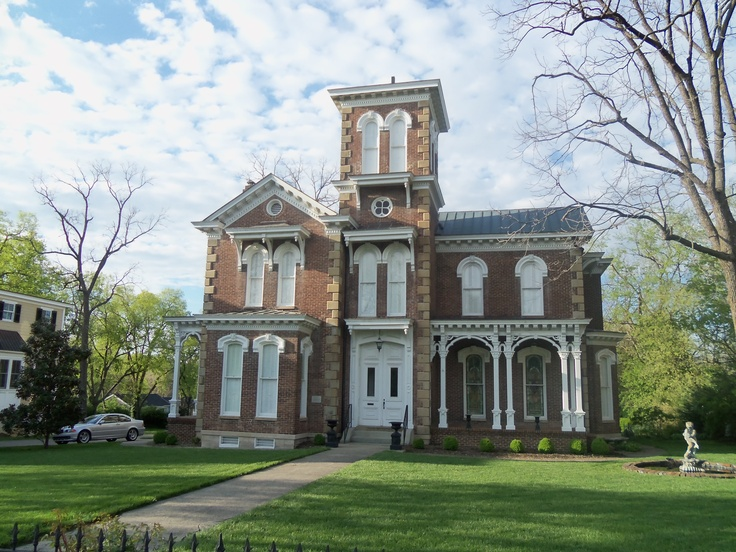 45 best georgetown ky e main street residential district for Home builders in kentucky