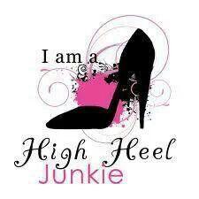 High heel junkie