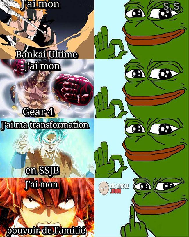 Ça fait longtemps que je n'ai pas fait de blague super originale sur Fairy Tail... - Be-troll - vidéos humour, actualité insolite
