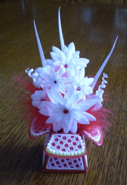 страсть Mamisette 3D-цветы