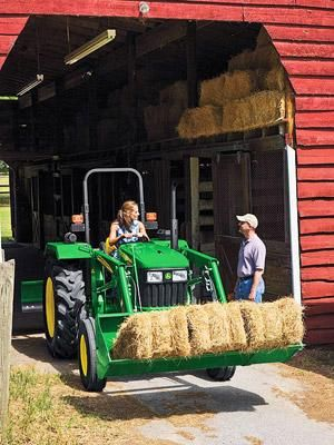 Winterize your trusty tractor | Living the Country Life | http://www.livingthecountrylife.com/your-trusty-tractor/