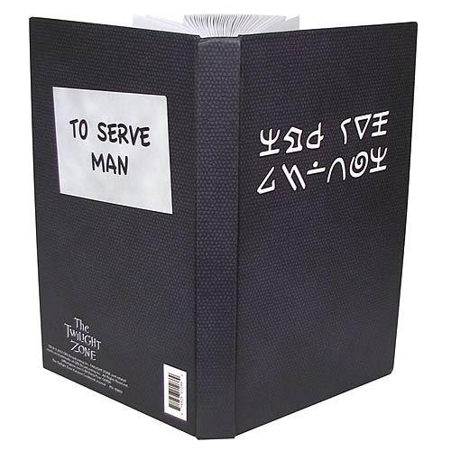 The Twilight Zone Kanamit journal