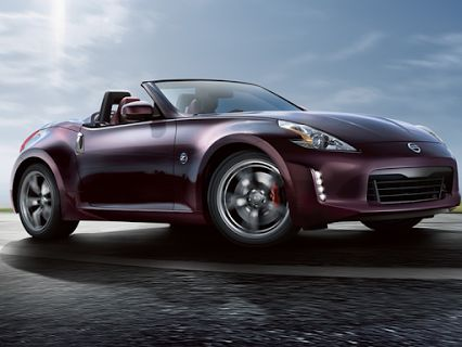 Too fast too furious-the 2016 @nissanusa #370z Convertible