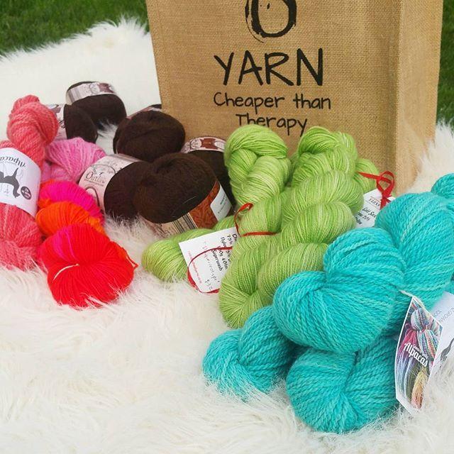 Indie Dyed Yarn  Outlaw Yarn Red Riding Hood Yarns Alpaca yarn Hollyberry Yarn  NZ