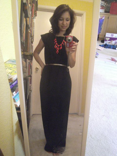 Pin, Pin, Sew!: Seriously Easy Maxi Dress