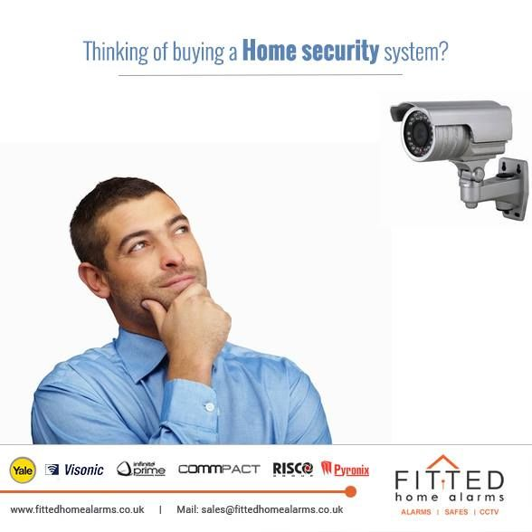 Thinking of buying a home security system? Take a look to our wireless intruder alarms and the best home security systems on the market. Get a home security system & Keep your home safe with Fitted Home Alarm. Be secure with our products and services. Contact us now! Phone: 0800 193 8727, 020 3137 8727 Mail: sales@fittedhomealarms.co.uk Visit our website for more information: http://www.fittedhomealarms.co.uk/