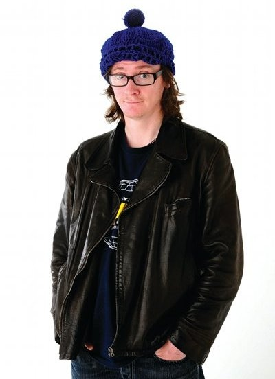 Ed Byrne St Mungo's Woolly Hat Day