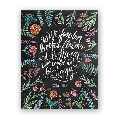 Freedom and Flowers - Print #Books #Gifts #Print