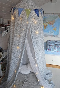mamas kram: play tent reading corner cubbyhole