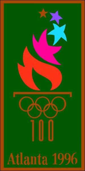 Summer Olympics 1996, Atlanta Georgia...ohhh the memories :)