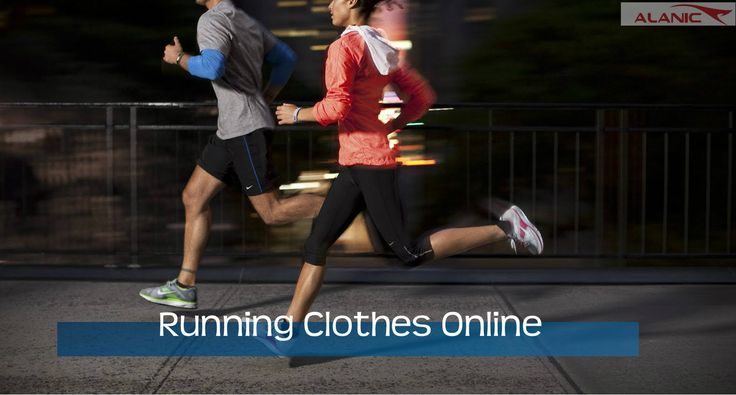 Best Winter Collection Of #Running #Clothing at Alanic