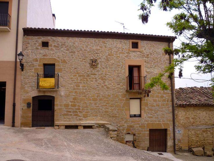 Albergue privado de Villatuerta (Navarra)