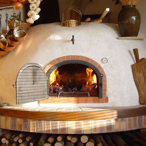brick bread oven