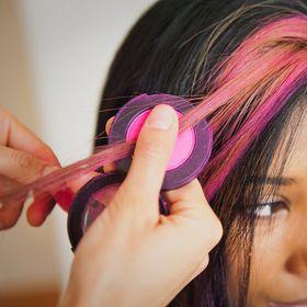 kreide pink (© fineFEATHERHEADS)