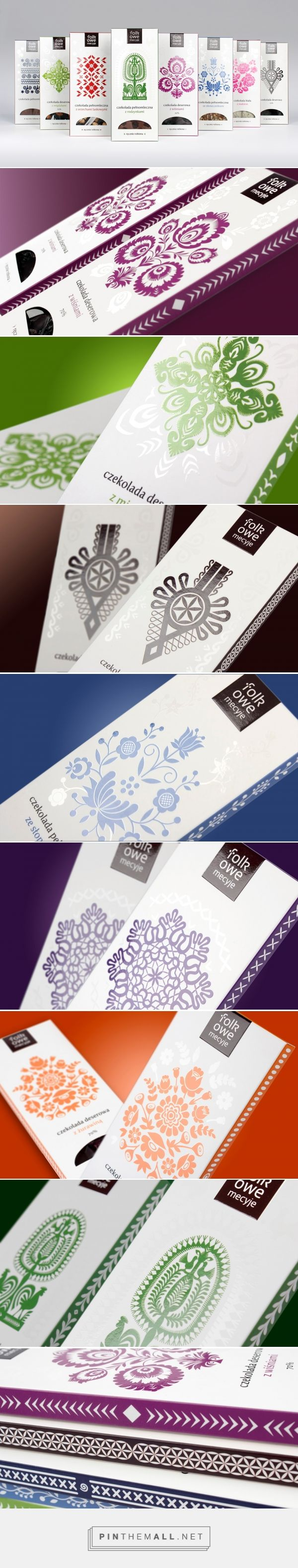 Chocolate Folkowe Mecyje - Packaging of the World - Creative Package Design Gallery - http://www.packagingoftheworld.com/2016/10/chocolate-folkowe-mecyje.html