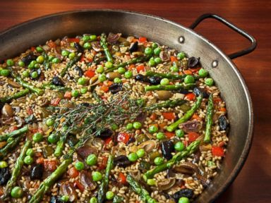 PHOTO: Jose Andres Vegetable Paella