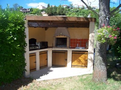Barbecue plancha - barbecue fini - Vous avez construit votre barbecue ?