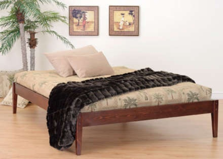fjellse untreated bed DIY | solid wood bed frames canada - $430 CAD. solid wood bed frames canada