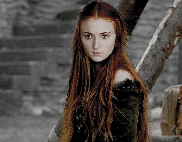 Princess of the Winterfell Sansa Stark