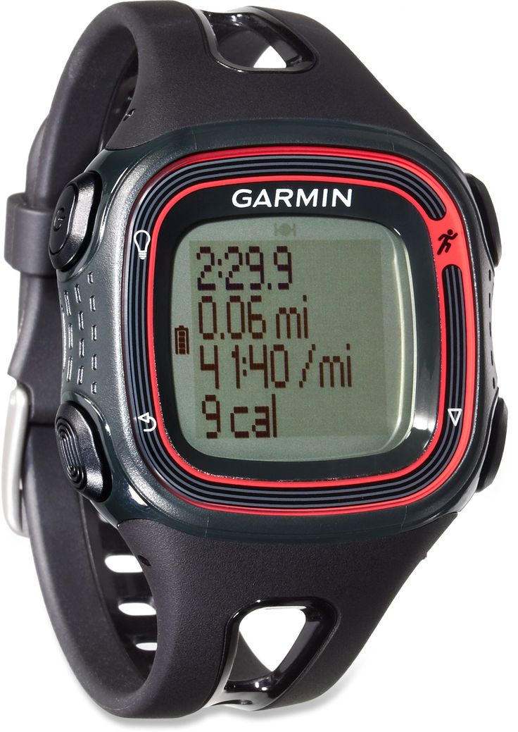 A Top-Rated GPS Watch to Motivate Dad — Garmin Forerunner 10 GPS Fitness Monitor