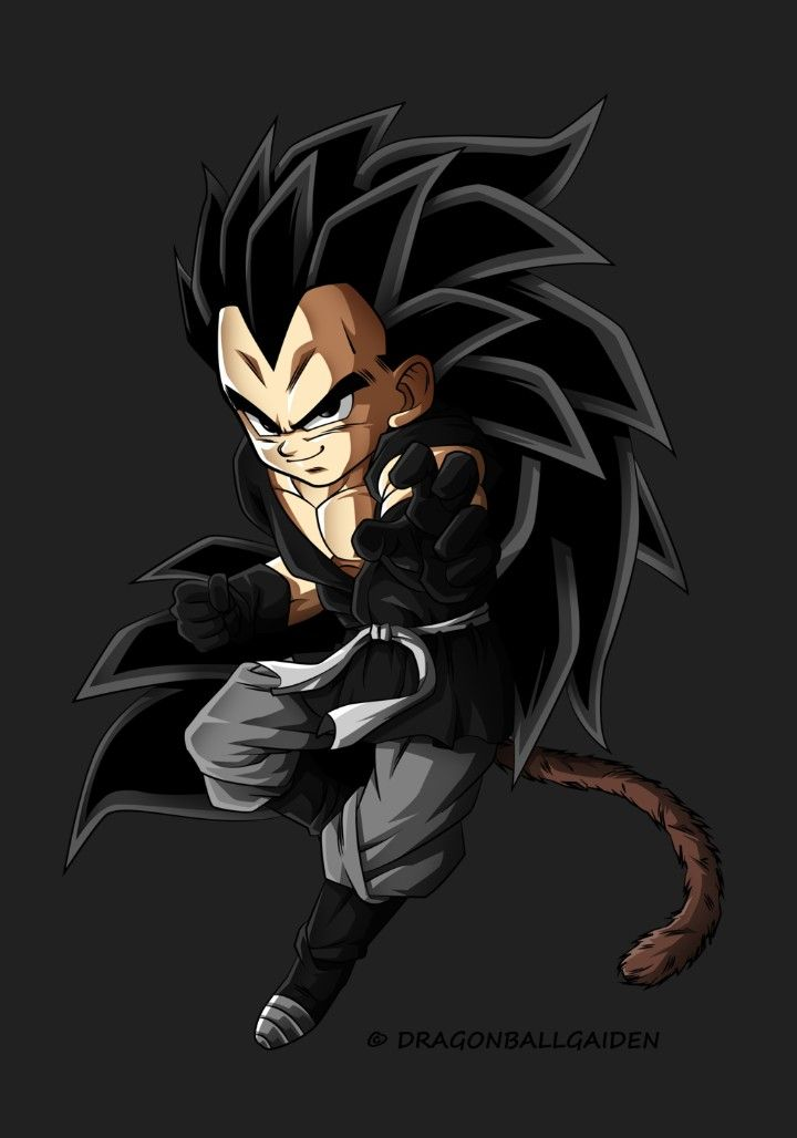 Raize Son Of Raditz Dragon Ball Super Uni 13 Dragon Ball