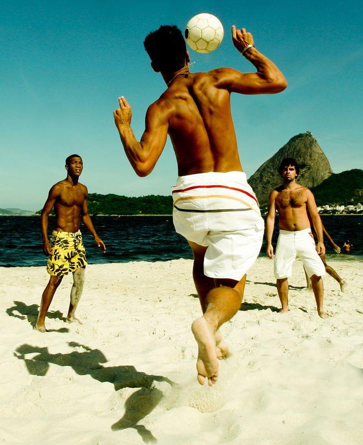 Futvolei, Brasil / Brésil chic ! Concours GLAMOUR