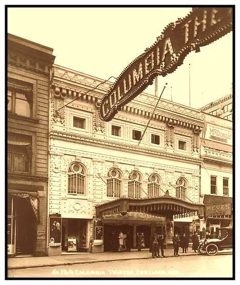 Portland Theaters