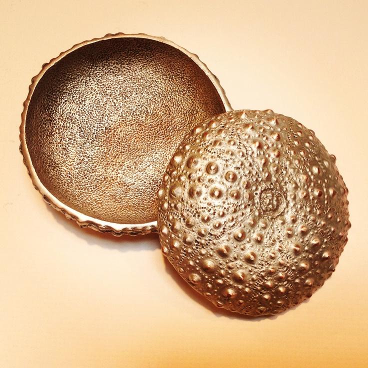 Table Art by Michael Michaud Sea Urchin Box